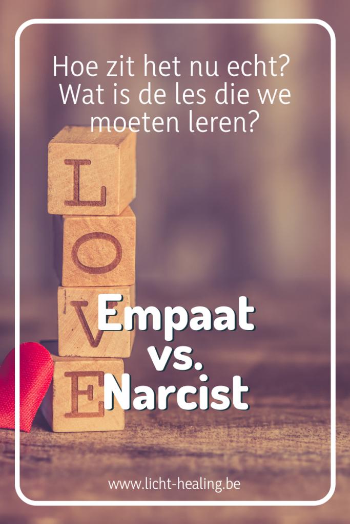 Dienstbaar aan jezelf, of aan anderen? Empaat of narcist? Wie heeft het wel juist? Of zoeken we balans. De oplossing!