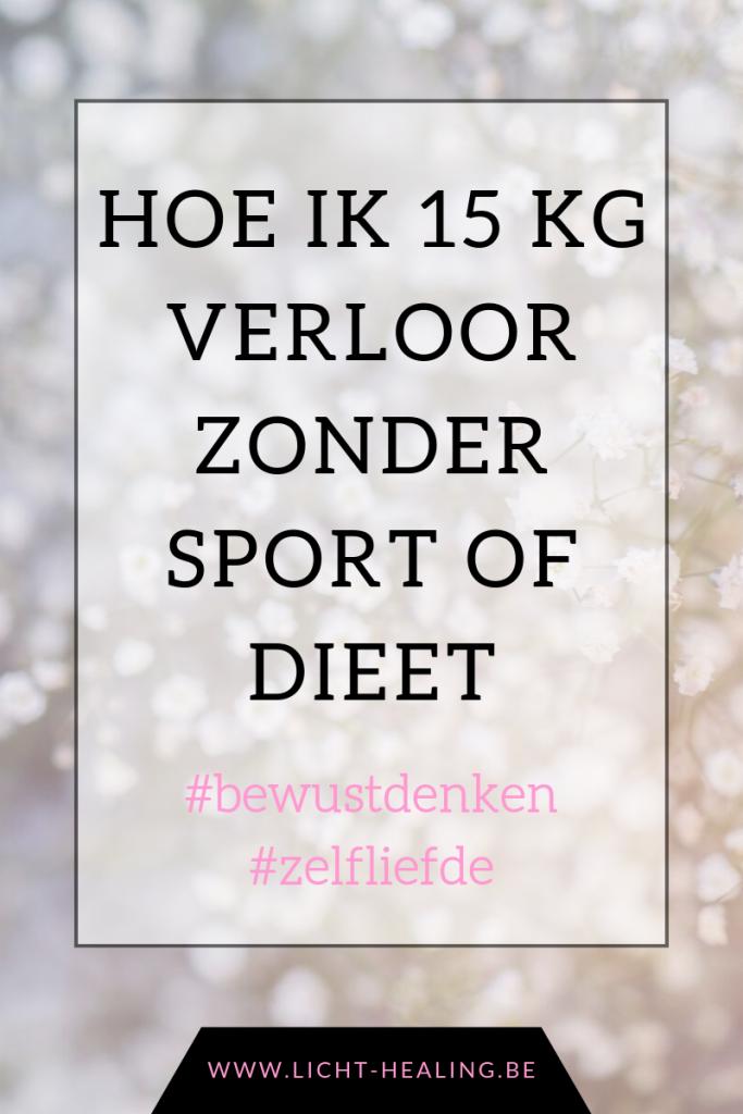 Hoe ik 15 kg verloor zonder sport of dieet en hoe jij dat ook kan. Als jij anders durft denken over en kijken naar jouw lichaam, dan kan jij ook blijvend afvallen. Gezond afvallen is mogelijk. Gewicht verliezen is gemakkelijk.