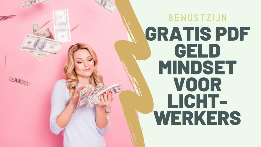 Wil jij de mindset leren om anders om te gaan met geld? Geld is een spiegel van de eigen waarde die jij ziet (of niet ziet) in jezelf. Dat is het geheim. Gratis programma.
